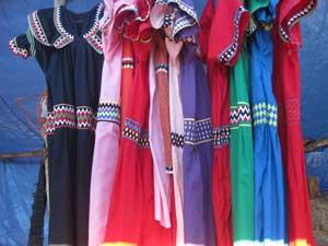 aboriginal dress panama